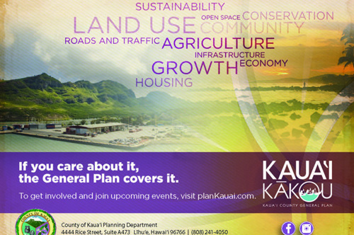 Kauai General Plan