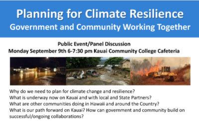 Climate Change Kauai